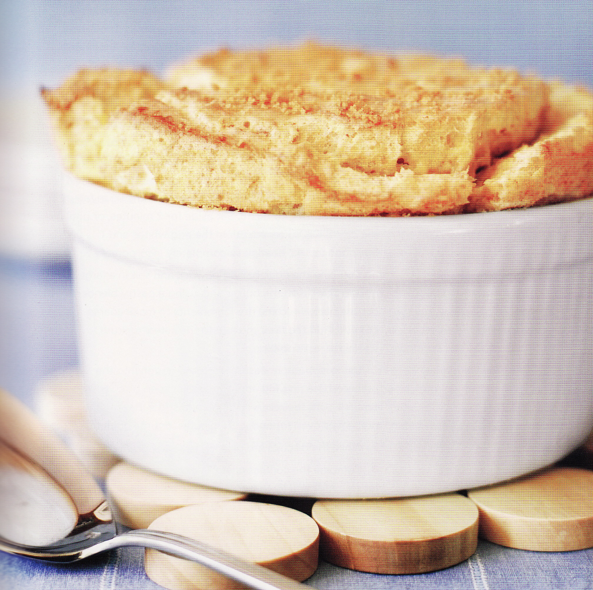 Cheez-It Souffle
